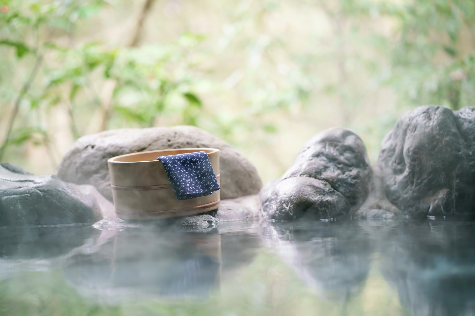 温泉大国日本。泉質を知って賢く楽しもう!