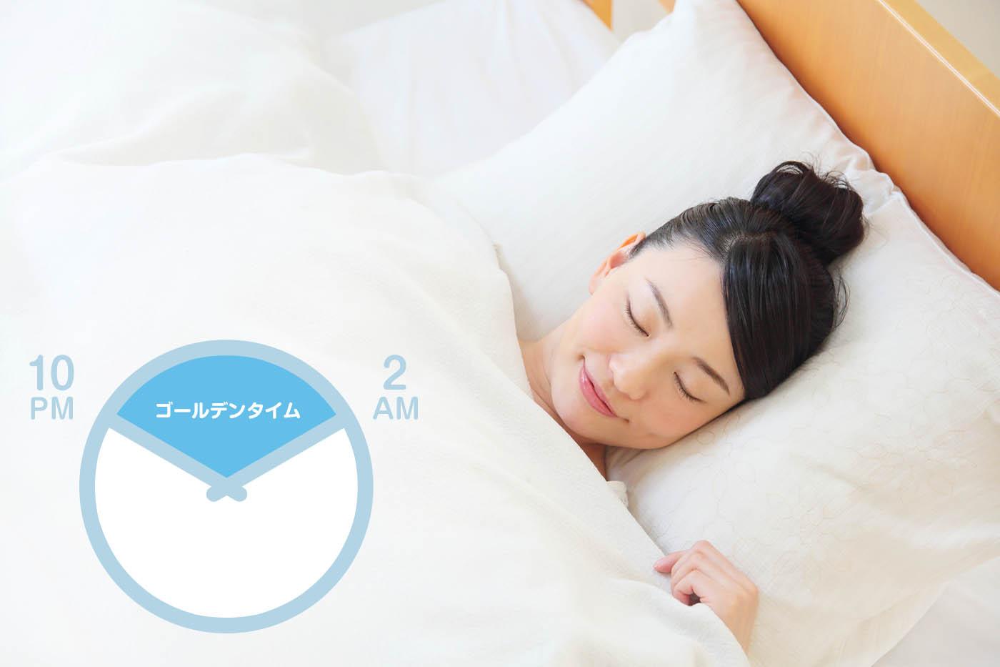 疲労回復のための安眠術