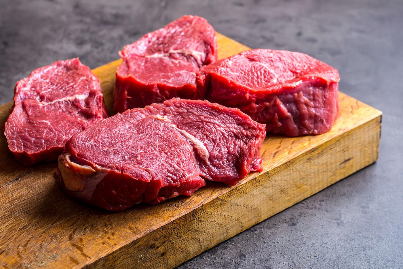 オススメお肉1つ目:牛肉