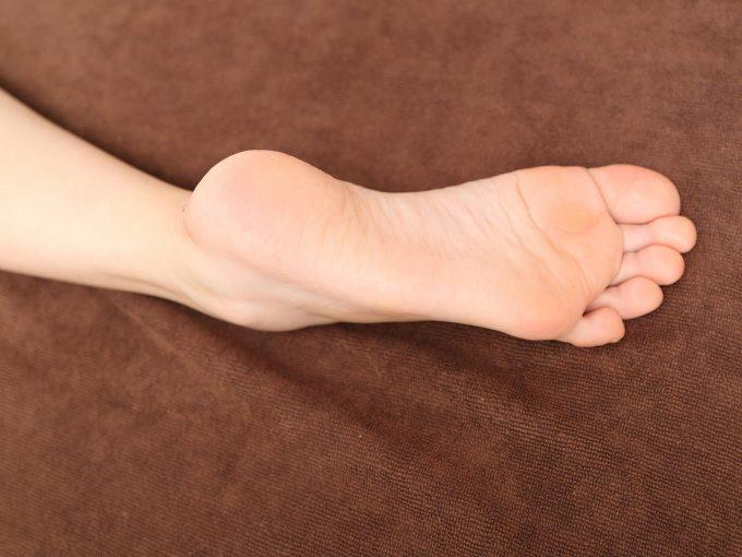 足の裏 皮がむける お風呂上がり