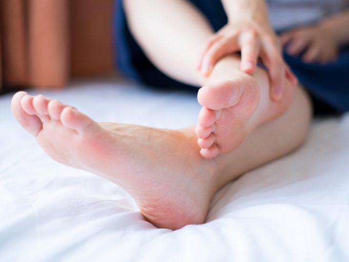 足の裏の皮むけ対策3つ
