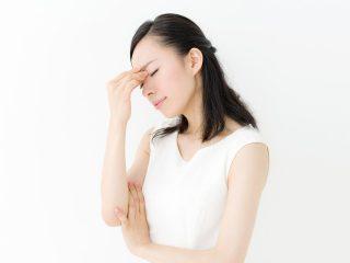 何気ない普段の仕草が「眼精疲労」の原因に!?
