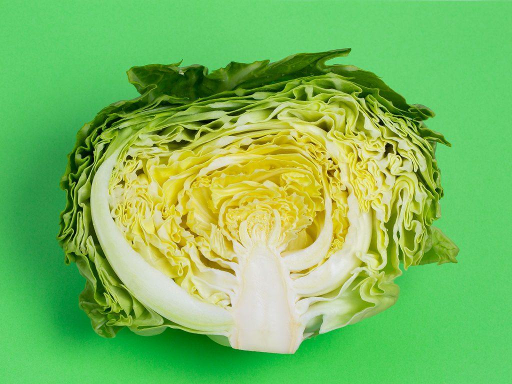 口内炎ができやすい人へのオススメ野菜はキャベツ