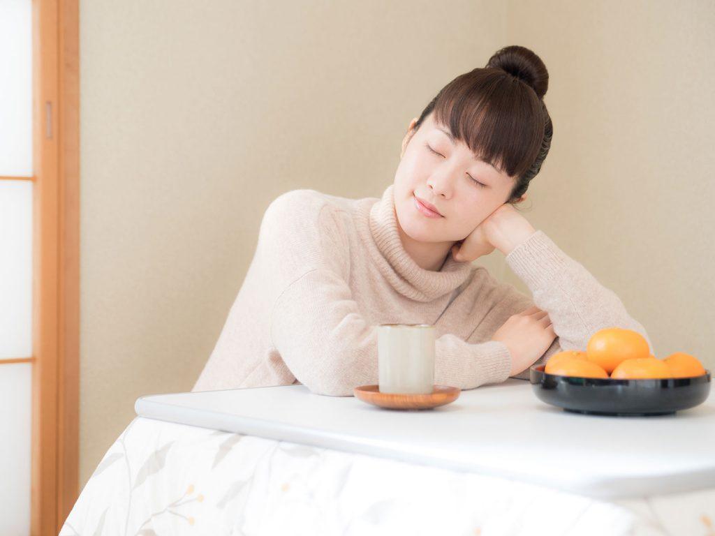 年末年始の「食っちゃ寝生活」対策に、こんな秘策を!