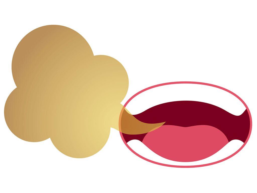 口から排泄物やオナラのにおいがする原因