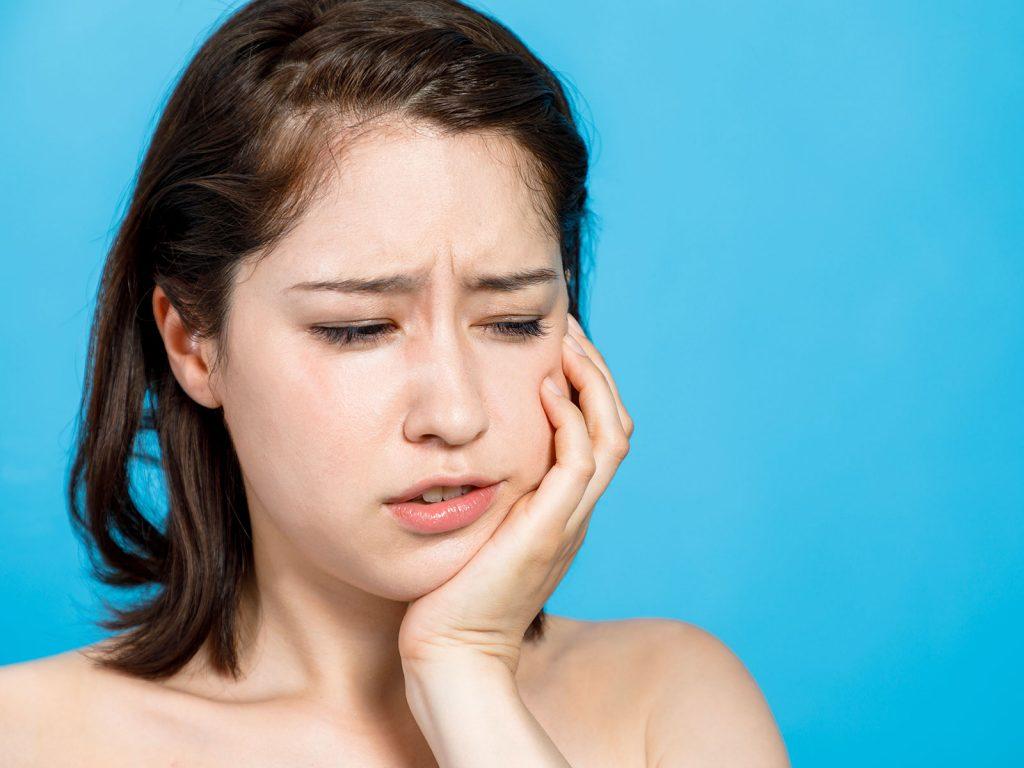顎に異変が。難治化しやすい「顎関節症」に要注意