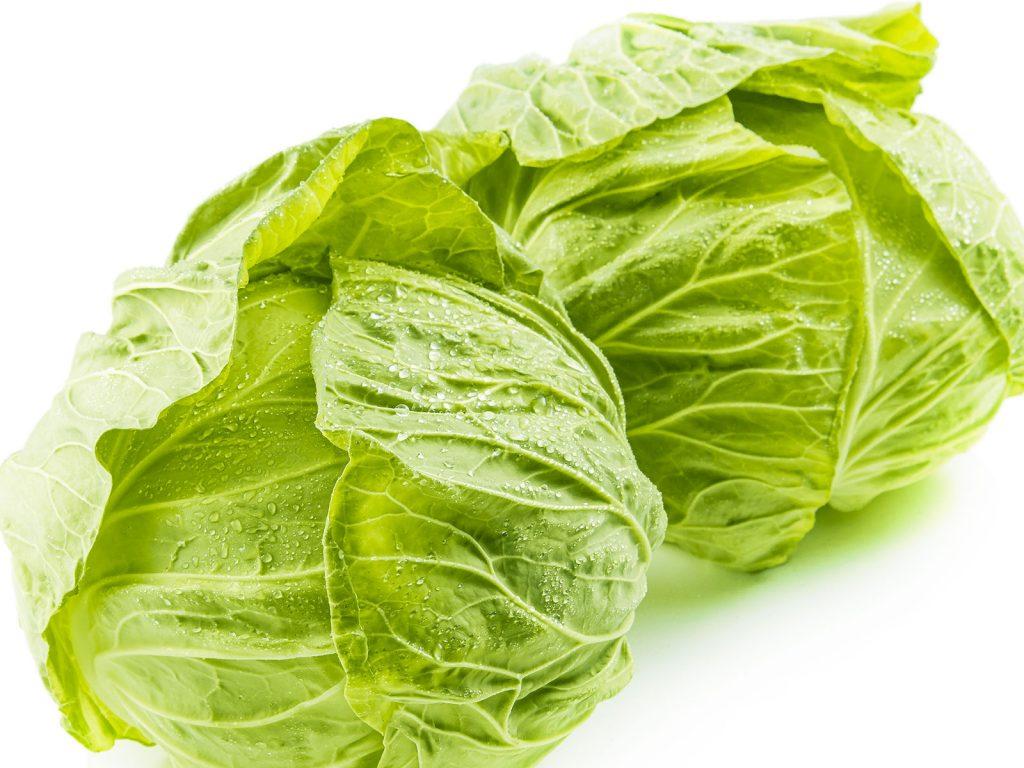 オススメのデトックス春野菜:春キャベツ