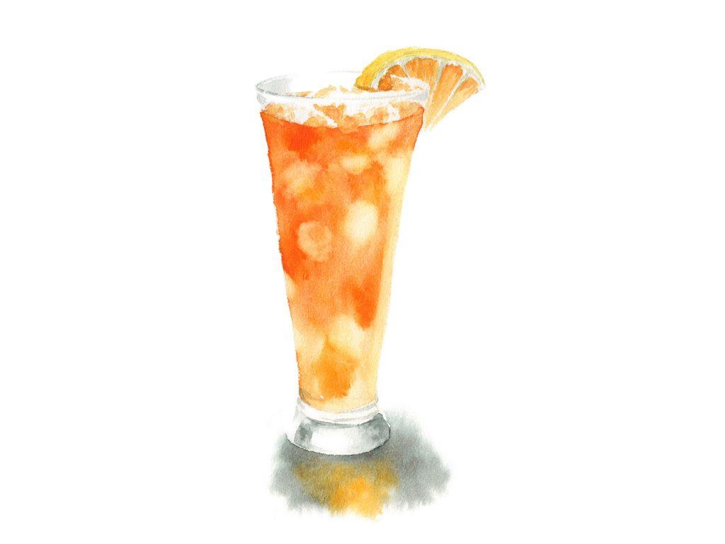 花粉症のNG食べ物:冷たい飲み物
