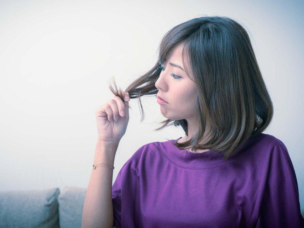 髪の毛が臭うNG習慣5つ
