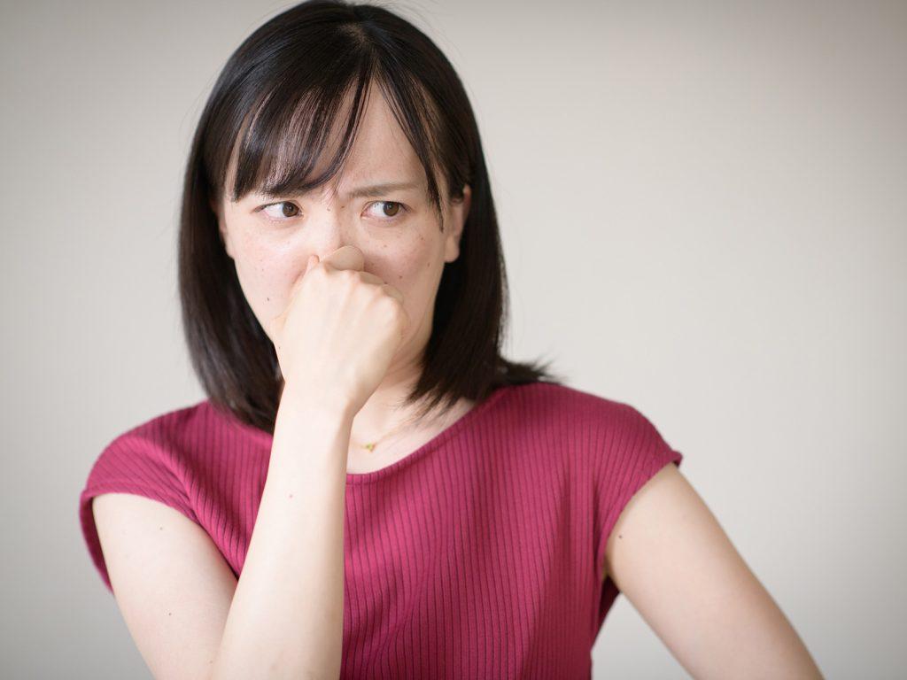 ツンとするアンモニア臭い汗は「疲労臭」