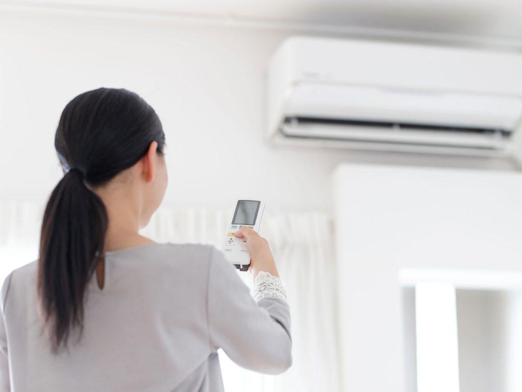 暑い時期の冷え対策