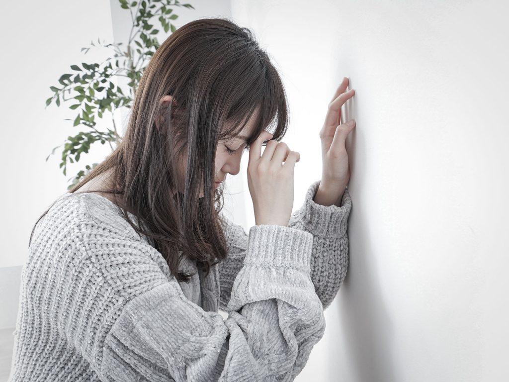 貧血時に起こる症状