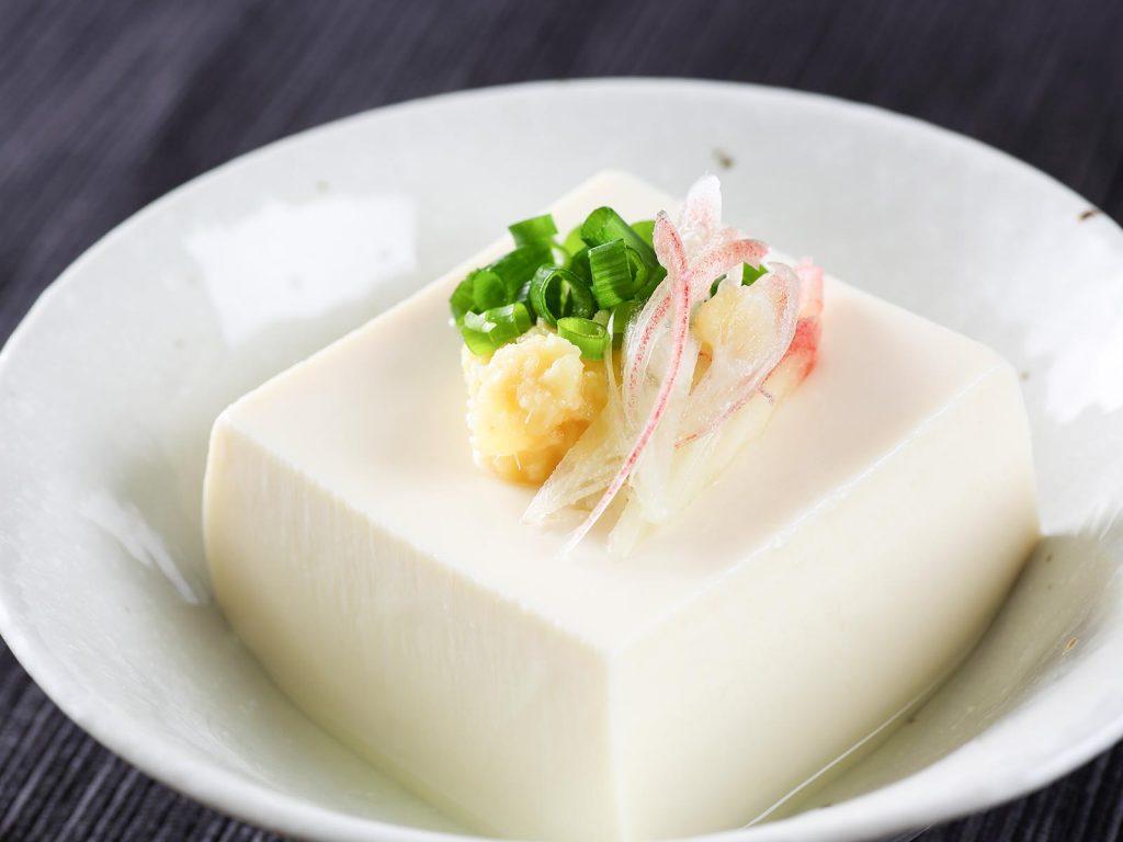 ごはんを豆腐に置き換えよう