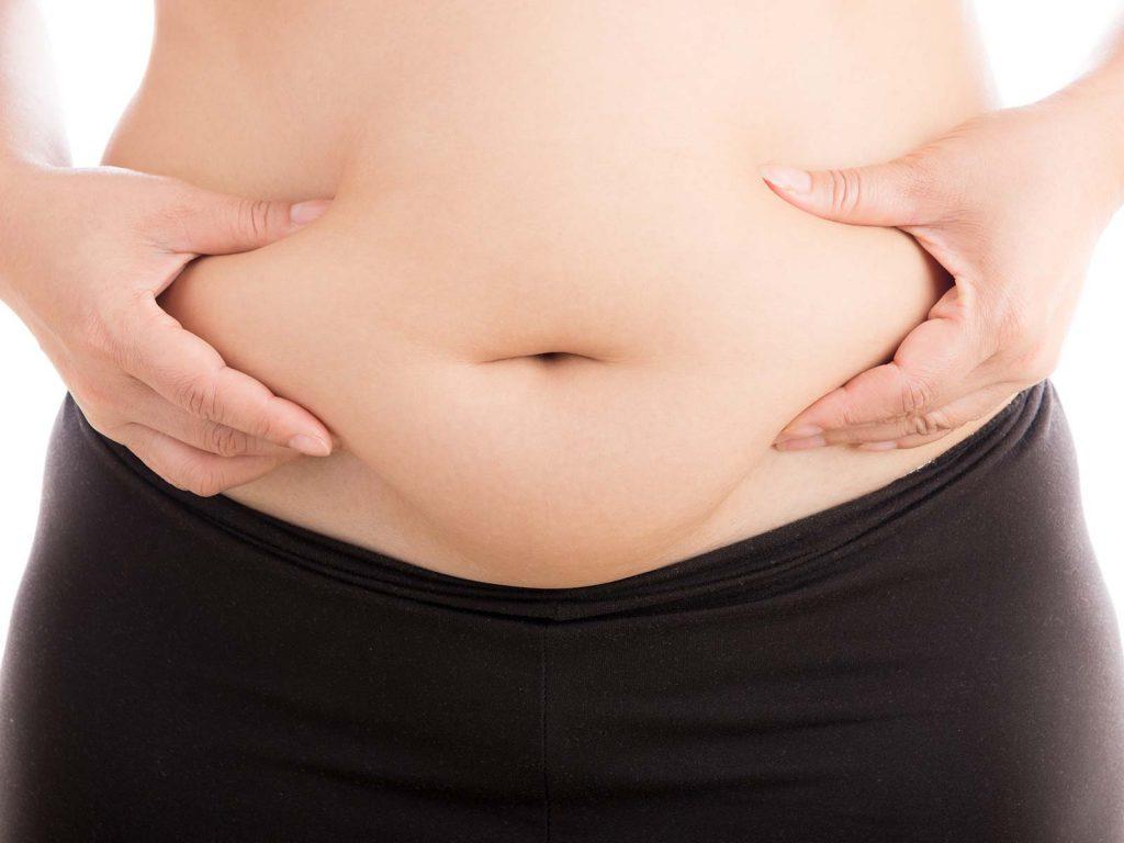 下腹の脂肪がもたらす健康への影響