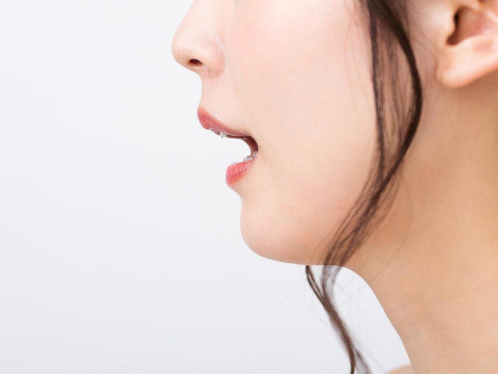 「ドライマウス」と「唾液」の関係性