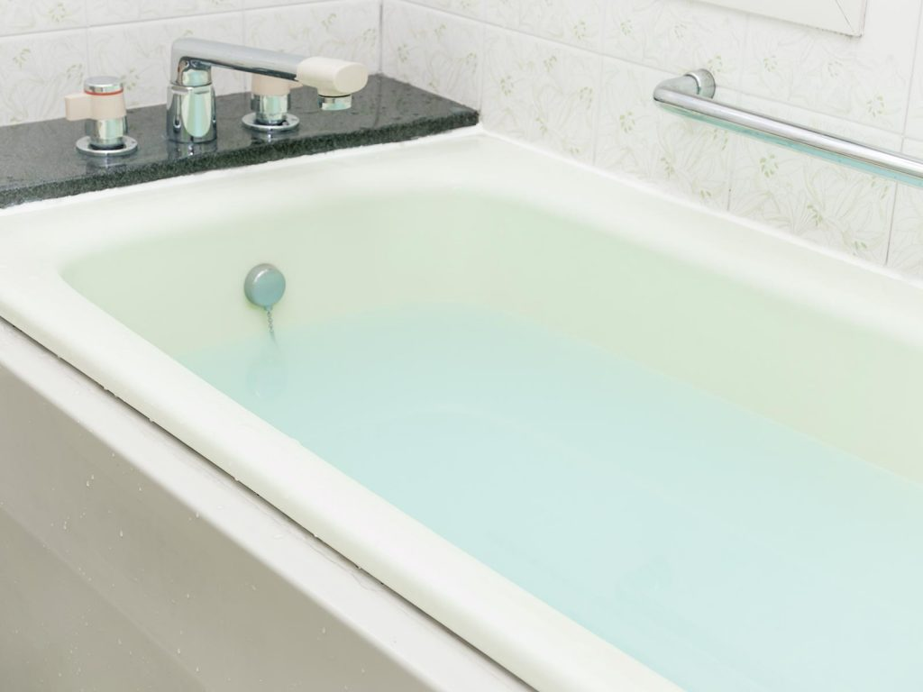シニアの冷えに有効な入浴方法