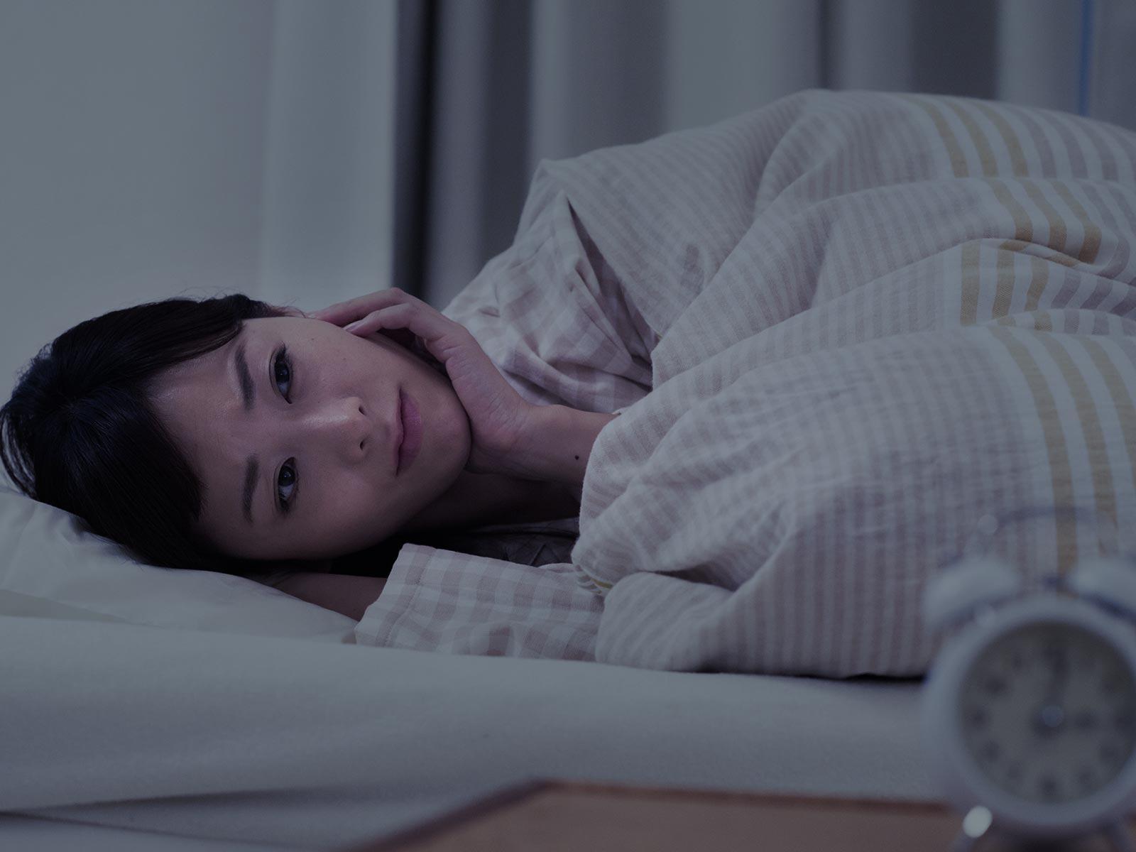不眠症対策のひとつに漢方という考え方