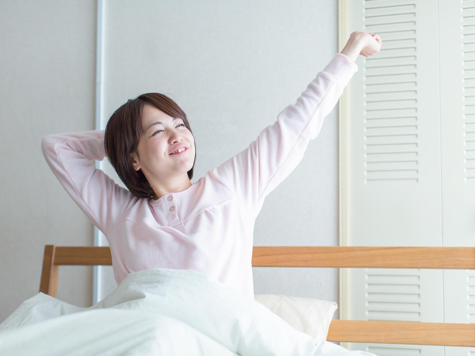 不眠症に対する漢方の考え方