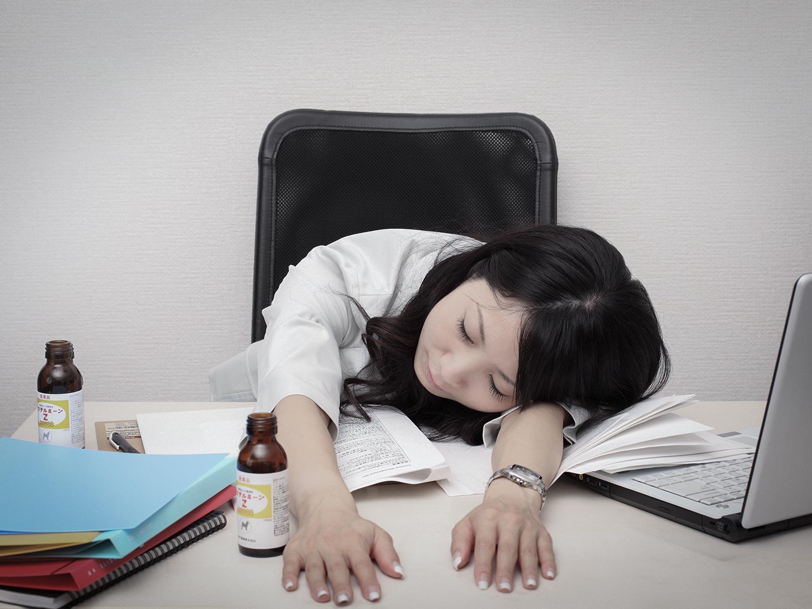 疲れたときにやってはいけないこと、やるべきこと