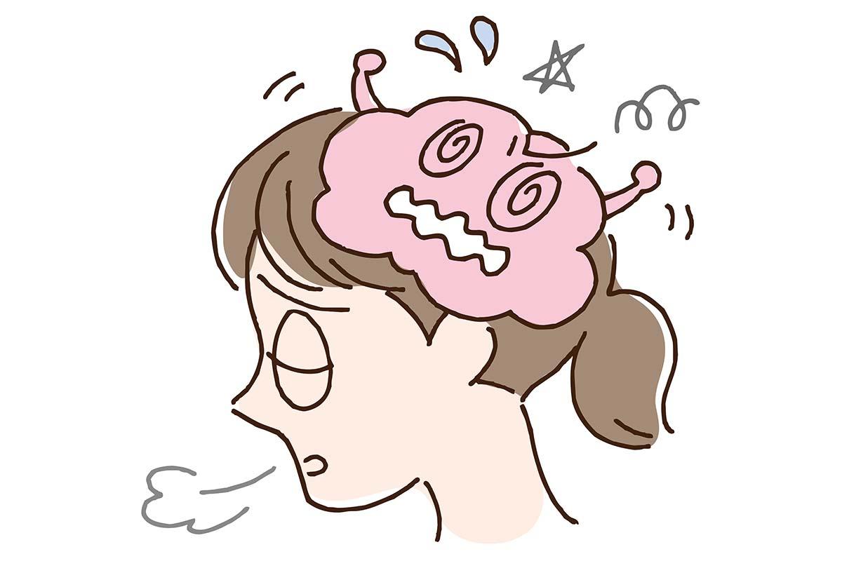 頻繁に出る生あくび…疑いがある病気は?