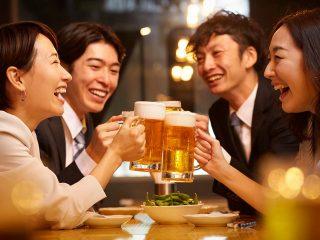 お酒が楽しい時期、アルコール依存にも注意を
