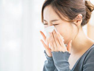 花粉症の発症時に、カラダの中では何が起きている?