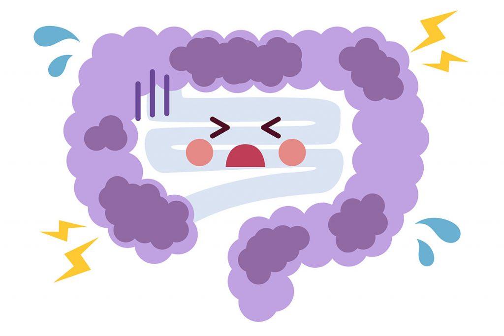 ストレスによる便秘は「過敏性腸症候群」かも