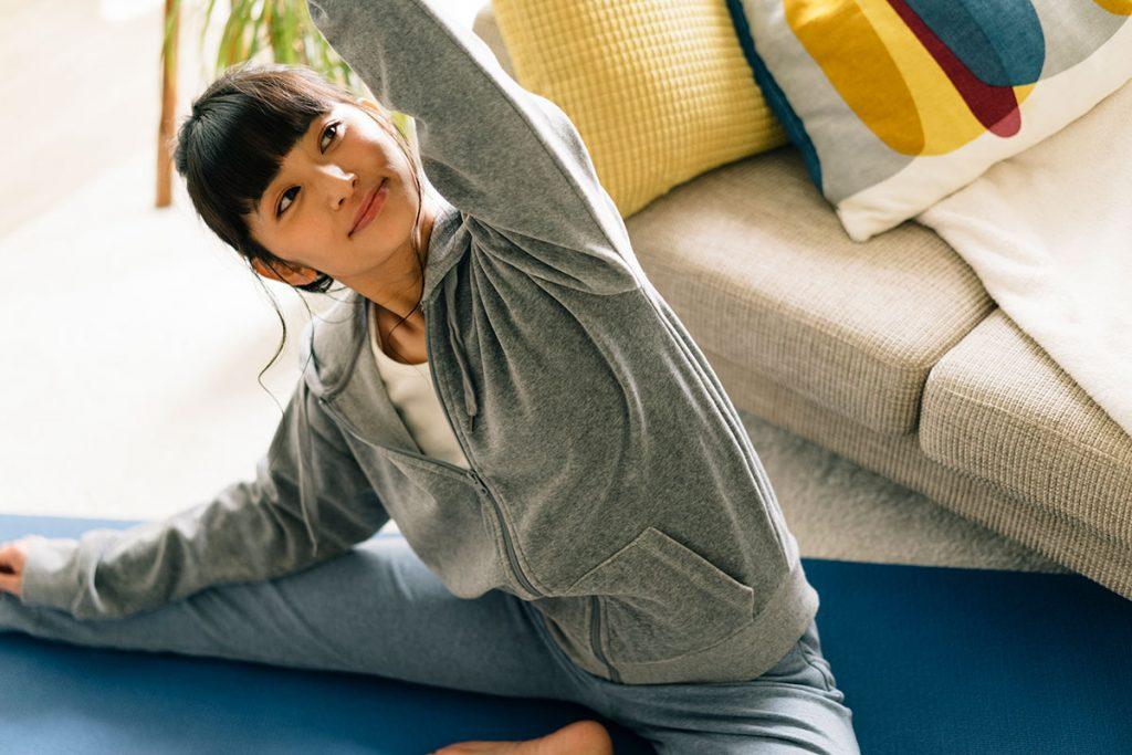 日中の過ごし方で睡眠の質が変わる