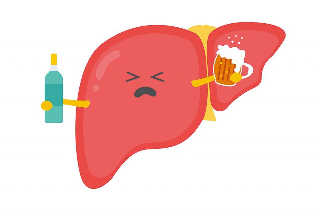 症状が出ない脂肪肝は、重病につながることも…