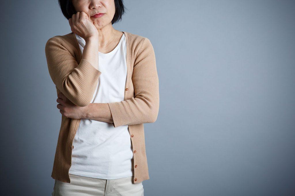 更年期障害と上手に付き合うために