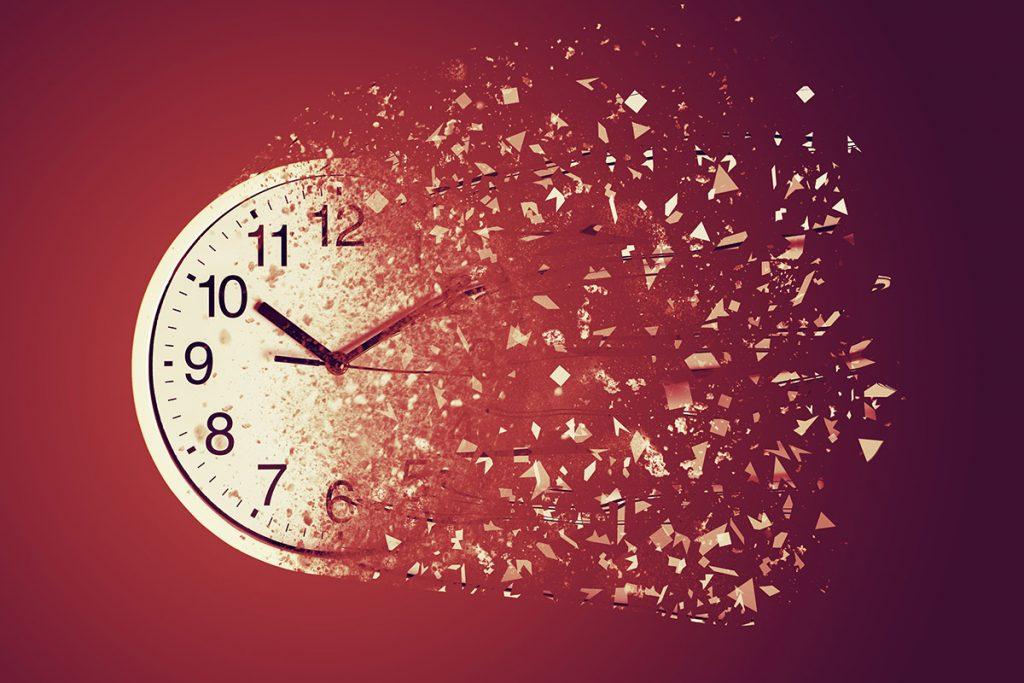体内時計が乱れるとココロの問題が起こりやすい