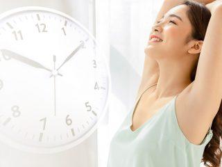 カラダの中の時計?人間に備わっている体内時計の秘密