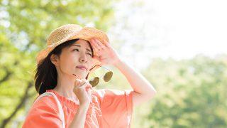 肌トラブルの原因、紫外線対策はしっかりと!