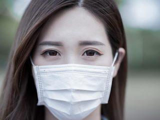 マスクによる息苦しさで…口呼吸にご用心!