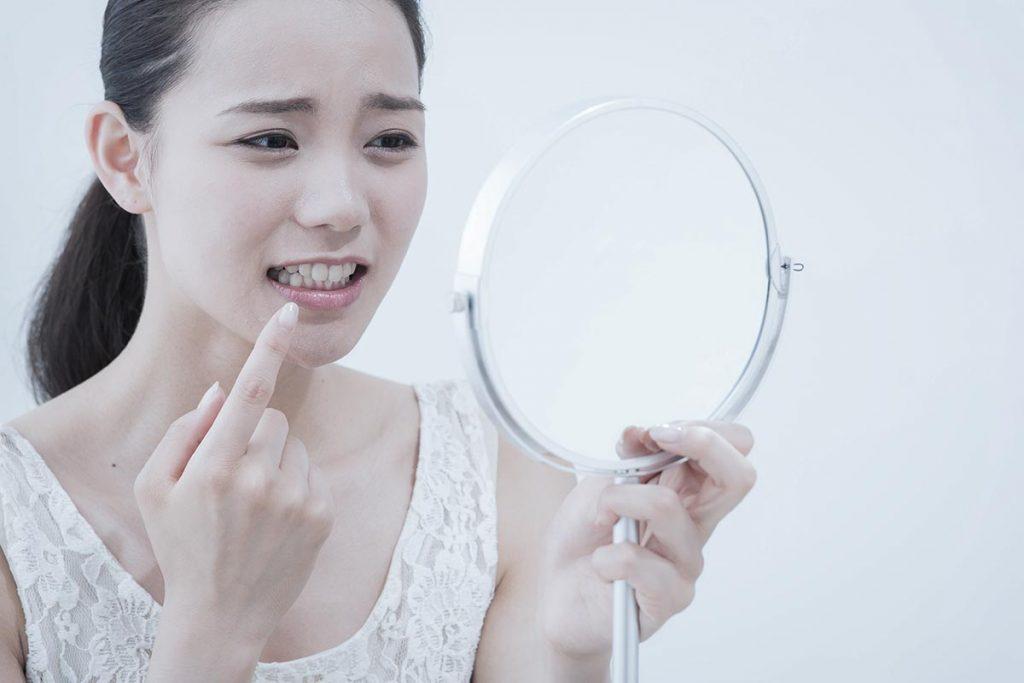 「歯の汚れがつきやすい」のは口呼吸が原因?