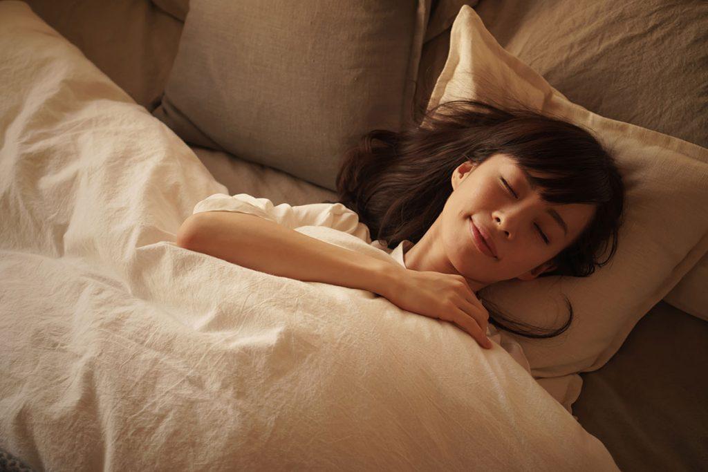 """免疫力を高める第一歩は、""""良質な睡眠"""""""