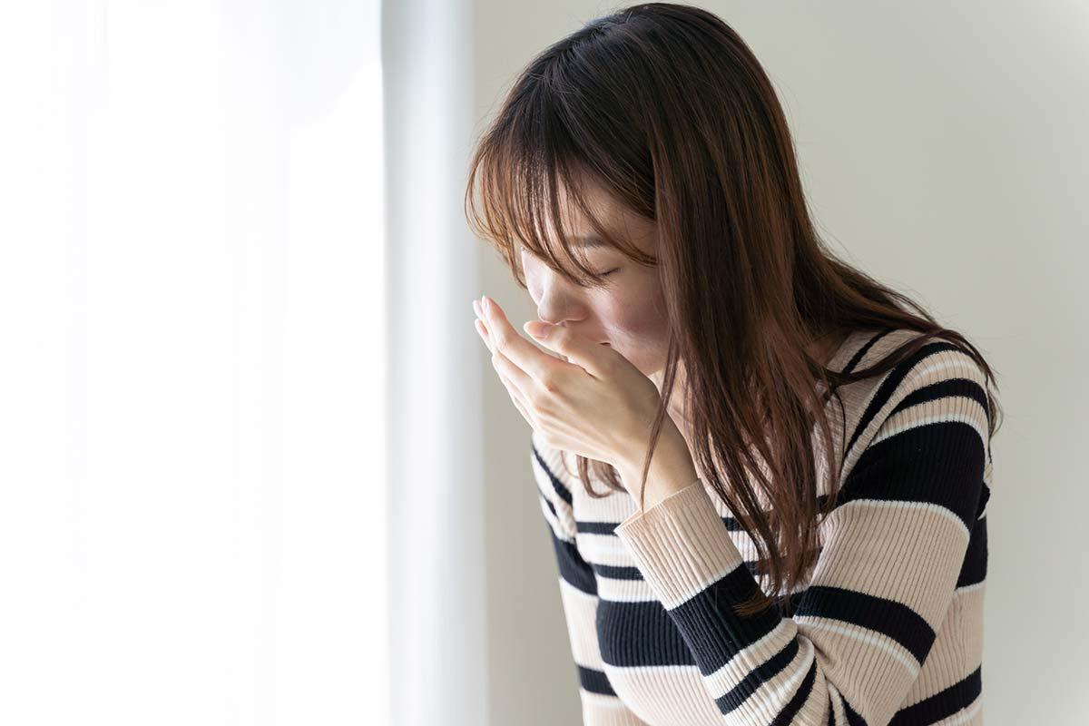 大人になって、いきなり発症?気管支喘息に注意