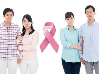 乳がんは男女ともにもっとも関心を寄せる健康問題