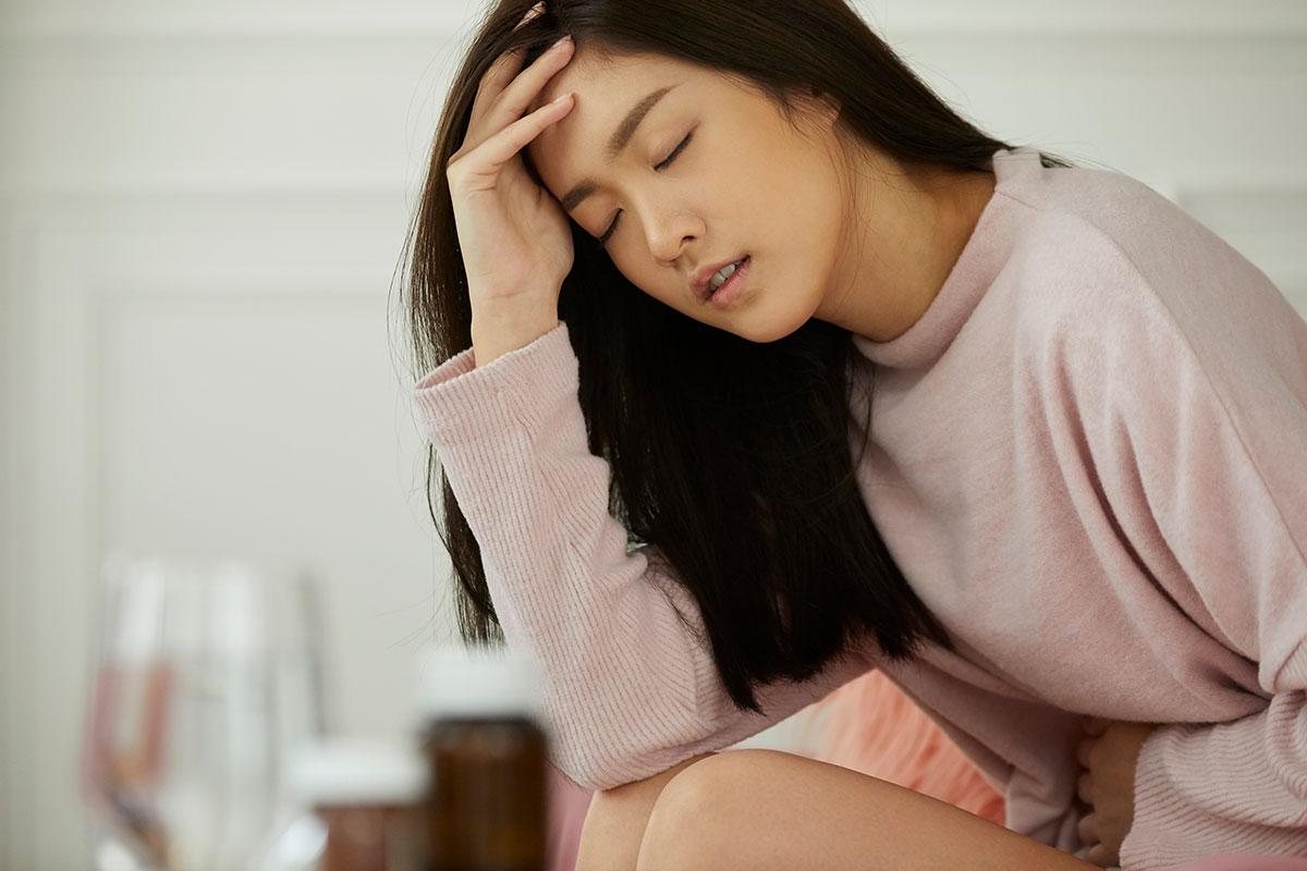 漢方医学と西洋医学からみる生理痛