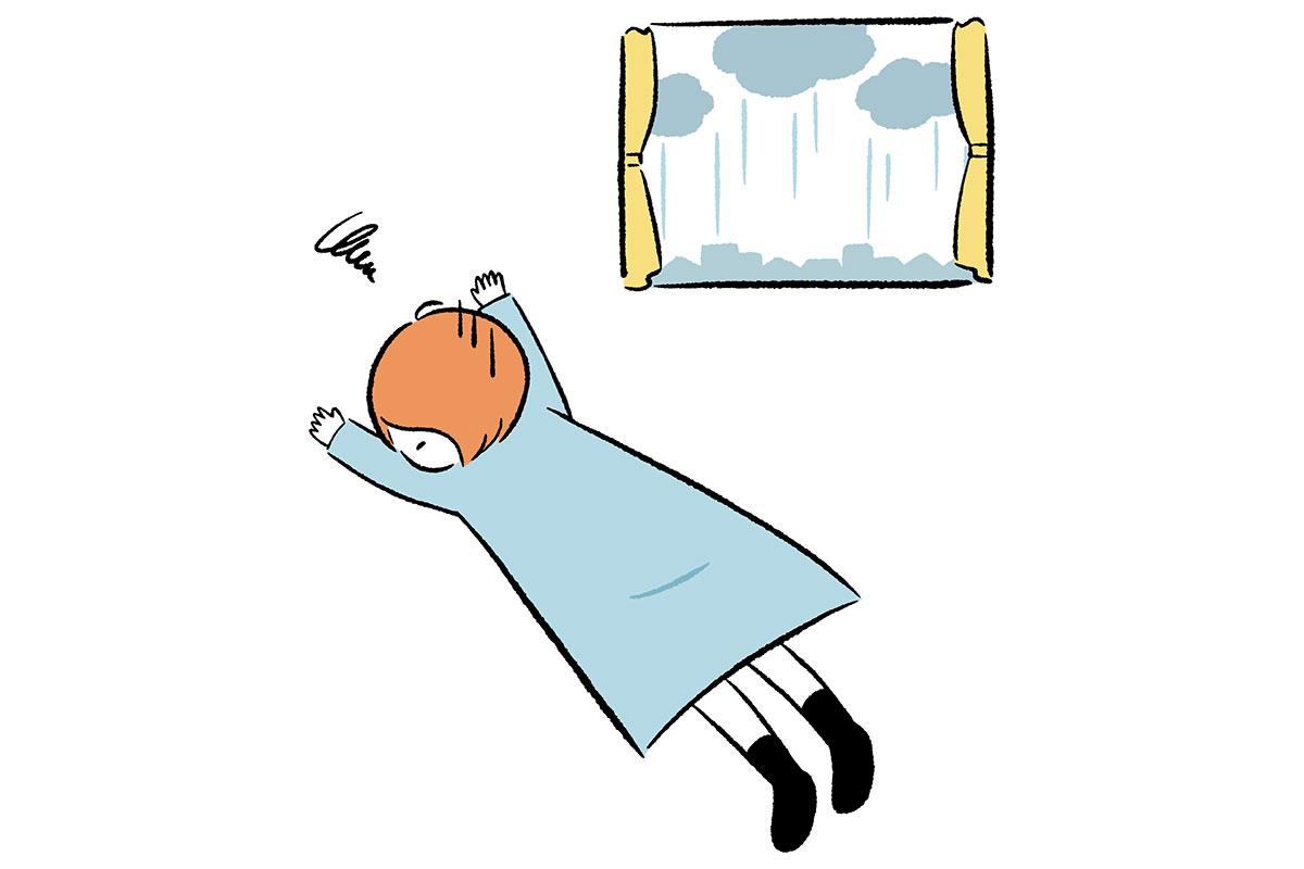 梅雨バテはどのようにして起こる?